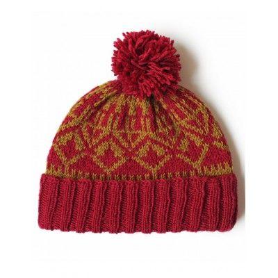 Free Intermediate Women's Hat Knit Pattern