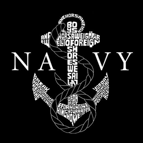 US Navy. Can I get this on a sweatshirt please? Lol