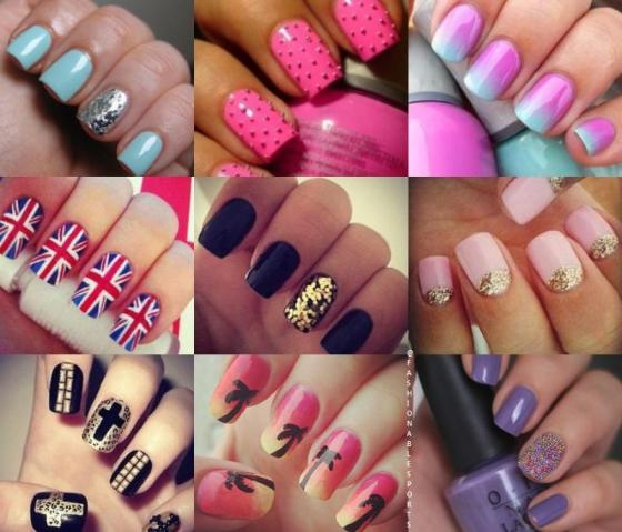 50 best crazy nail art images on pinterest architecture candy 9 awesome nail art pics prinsesfo Images