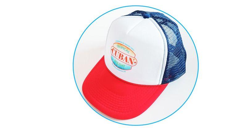 Tropical Cuban Holiday  www.tropicalcubanholiday.com  Fashion merchandise Design