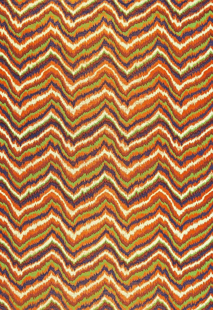 FSchumacher Wallpaper 5006080 Flame Zippity Doo Dah