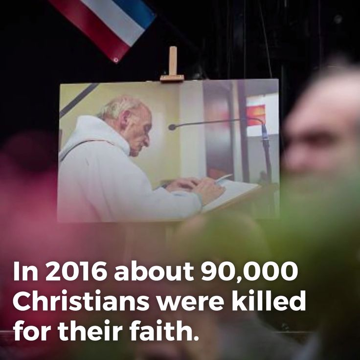 Report: In 2016, a Christian Was Killed Somewhere in the World Every Six Minutes | ncregister.com