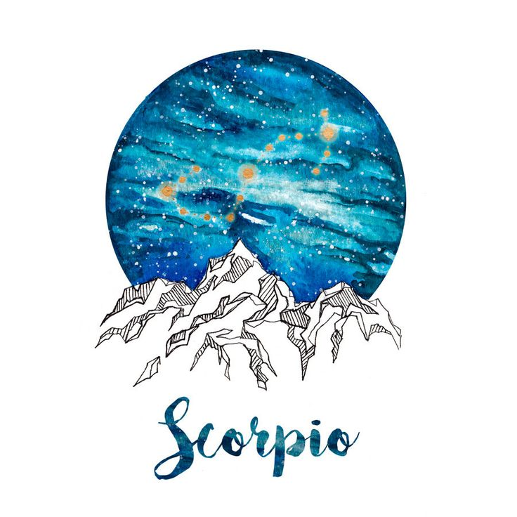 Image result for scorpio art