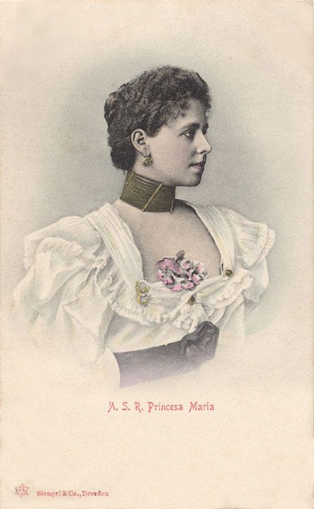 Crown Princess Marie of Romania