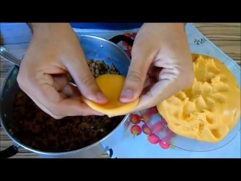 Receita de Coxinha | Como Fazer Coxinha | Massa de Coxinha de Frango - YouTube