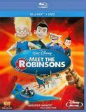 Meet the Robinsons [2 Discs] [Blu-ray/DVD] [Eng/Fre/Spa] [2007], 10648500