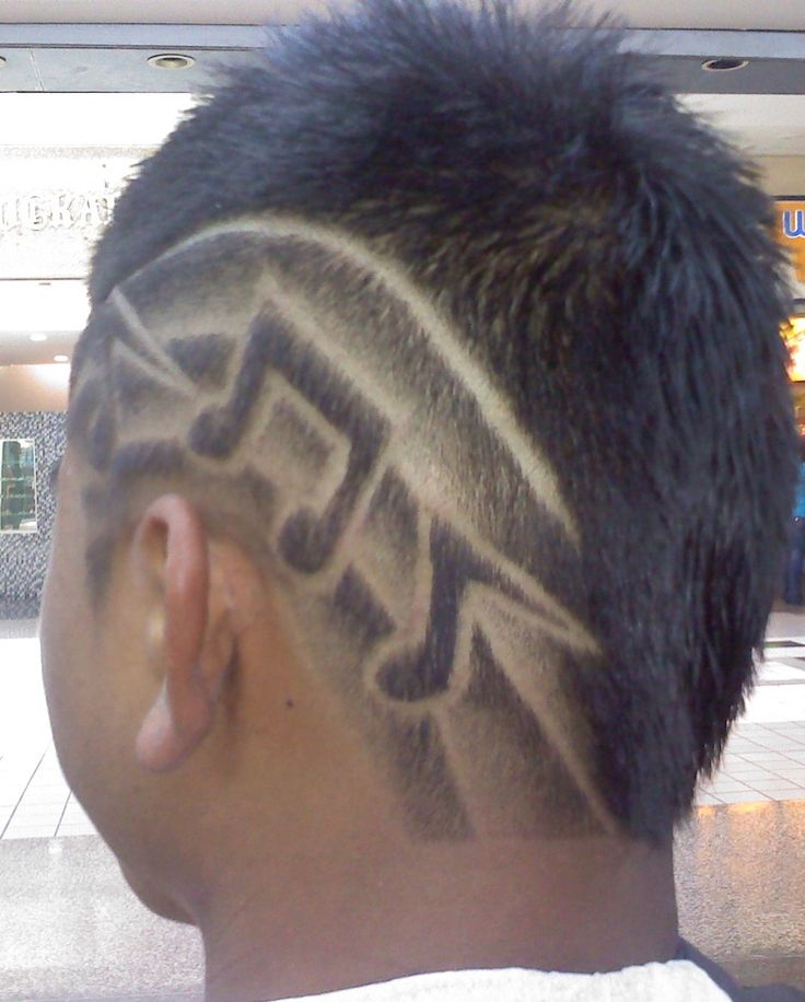 barber hair designs for men - photo #1