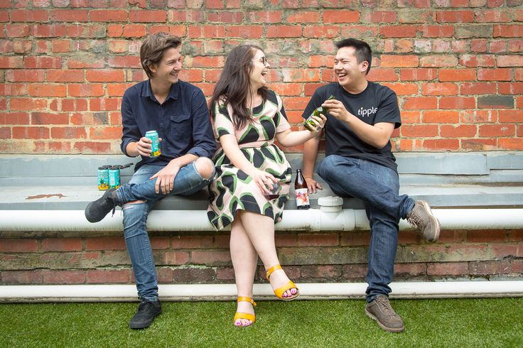 The Tipple Team - Photo by Smudge East