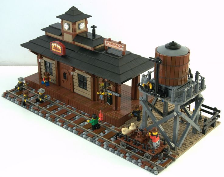 Pif Paf City - LEGO Historic Themes - Eurobricks Forums