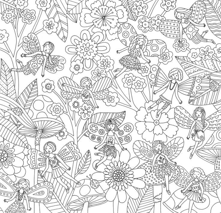 Coloring Therapy For Adults Online : 1009 best free coloring pages online images on pinterest