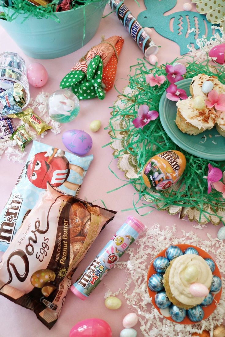 [ad] Dove Chocolate Eggs, M&M Minis, Snickers... time to head out to Target to get everything I need to fill those Easter baskets! Save on your favorite treats with the Cartwheel app!