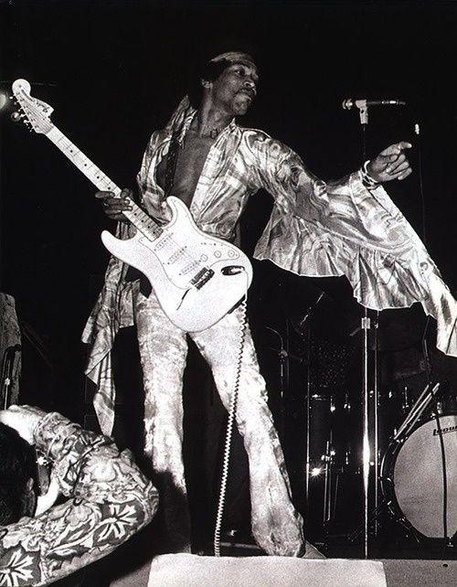 Jimi Hendrix............................
