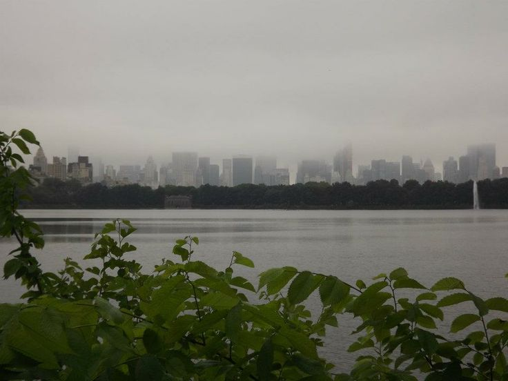 Looking south over the Jacqueline Kennedy Onassis Reservoir