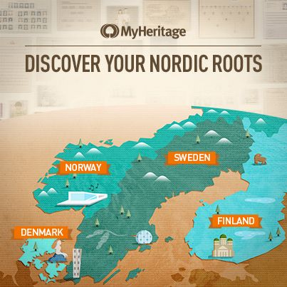 You can now search millions of digitized Nordic records from Sweden, Norway, Denmark and Finland from as early as the 1600s so you can discover your Nordic roots and learn more about how your ancestors lived.