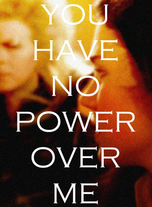 you have no power over me | Labyrinth is Love | Pinterest Labyrinth Movie Quotes You Have No Power Over Me