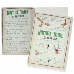 Nature Trail Scrapbook | Paper Products Online