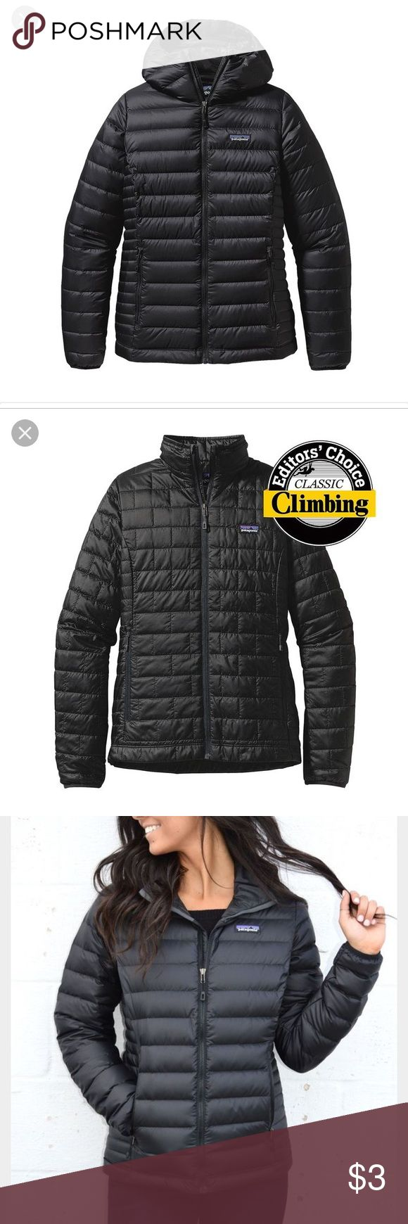 ISO Patagonia Nano Puff Jacket Looking to buy, not for sale! Willing to trade or buy! Size S or XS. Please share and/or comment if you have one or know of someone who does! Patagonia Jackets & Coats