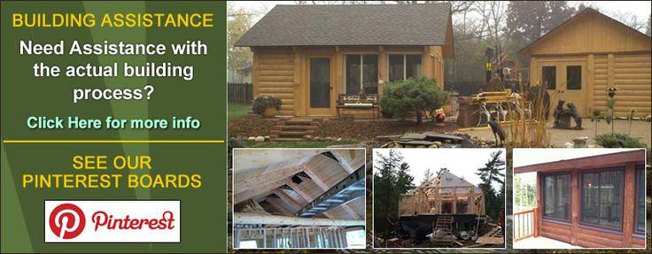 Woody Log Home Savings