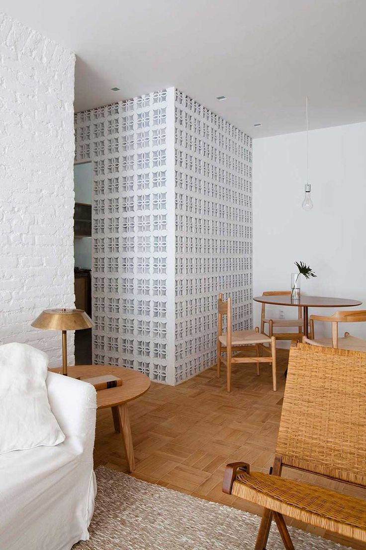 Ap Cobogó apartment in Sao Paulo, Brazil by Alan Chu | Yellowtrace
