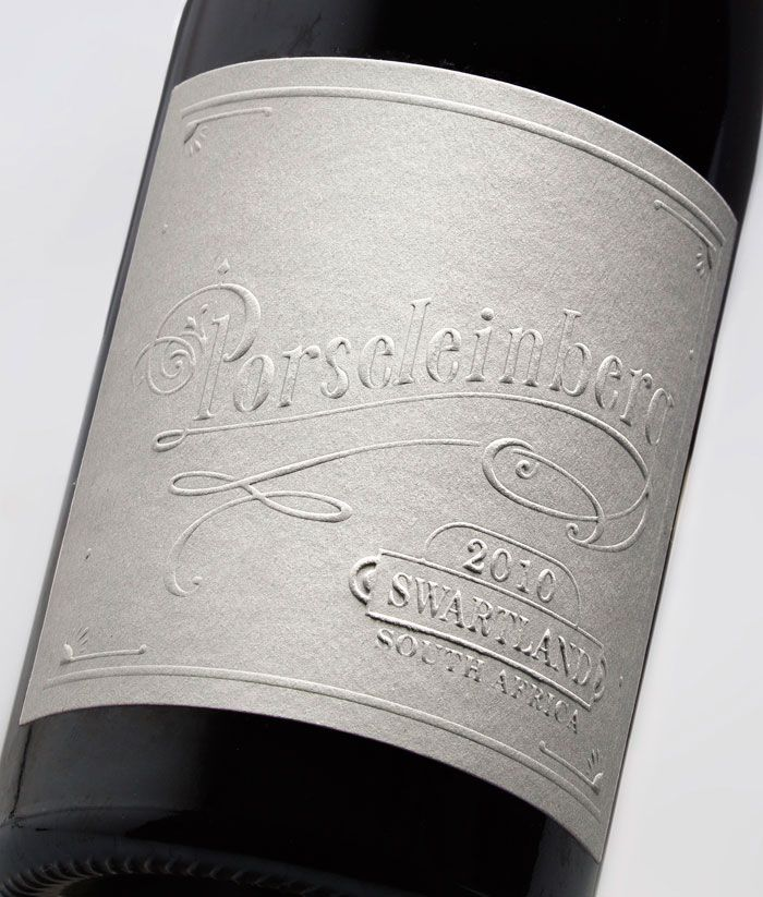 love the embossing: Packaging inspiration