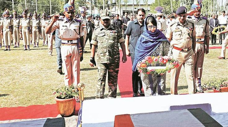 Centre points to Pakistan's 'frustration', Mehbooba says militants giving Islam a bad name