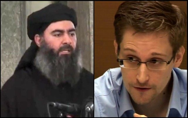 "The former NSA and CIA agent Edward Snowden revealed that the leader of the Islamic State of Iraq and Syria Abu Bakr Al Baghdadi was trained in Israel, various Iranien sources reported. Snowden added that the American CIA and the British Intelligence collaborated with the Israeli Mossad to create a terrorist organization that is able to attract all extremists of the world to one place, using a strategy called ""the hornet's nest"". *** Interesting..."