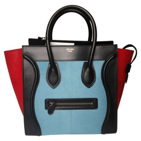 Celine Mini Luggage Tricolore Should Get A Instead Of Phantom Or Micro The Size Is Most Versatile