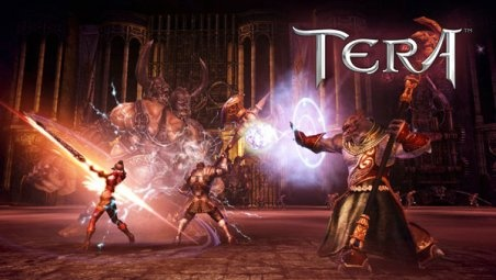 TERA Online launch trailer.