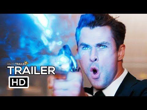 d4c4862d6a1 (31) MEN IN BLACK 4: INTERNATIONAL Official Trailer (2019) Chris Hemsworth,  Tessa Thompson Movie HD - YouTube