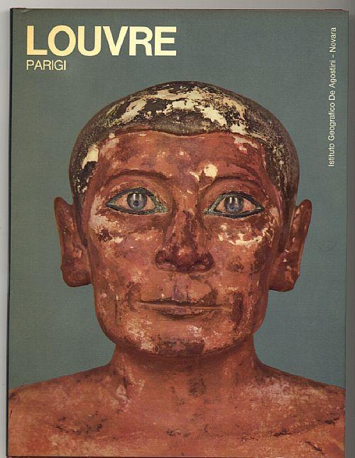 """Louvre. Parigi (vol. 1°)"" Maximilien Gauthier. 1971 De Agostini. 136 pp con immagini a colori.  23x30 cm. Copertina rigida."