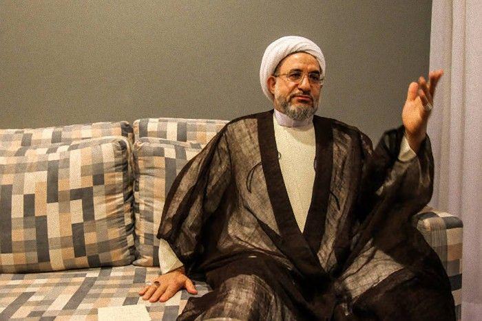 No Brasil líder muçulmano reafirma que Israel será extinto