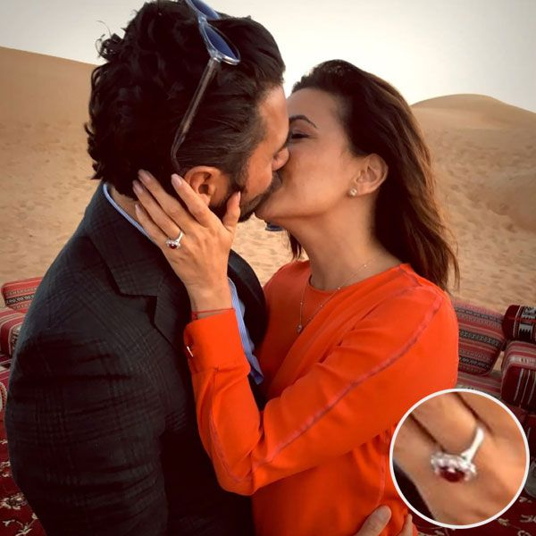 Eva Longoria's Engagement Ring Is Gorgeous - and Surprising!