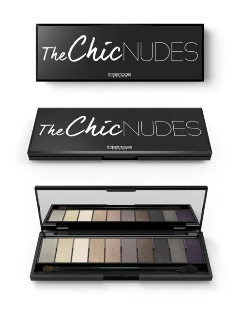 THE CHIC NUDES  #NUDEAMBITION  #EYECONTOURING  #BEAUTYTRICKS  #EYES  #PLASTICPALETTE