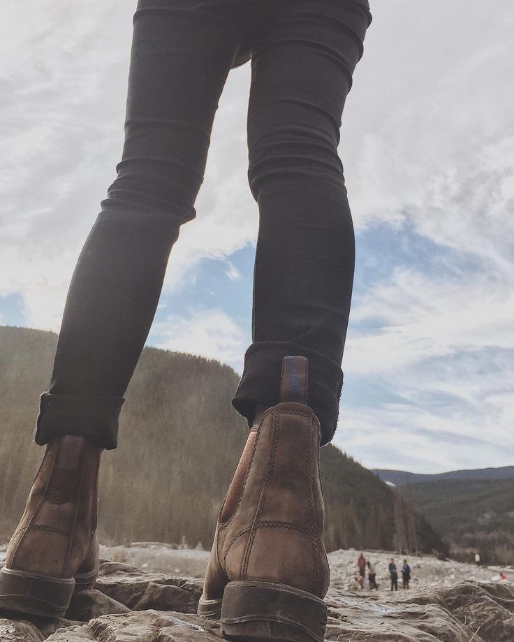 Always adventuring. : Instagrammer _mare Location: Elbow Falls, #Alberta One of the entries from our Blundstone Canada from #EhtoZ photo contest. Show us your 'Canadiana' and shoot your boots from #EhtoZ to win $4500! REMEMBER: 1. FILL OUT an entry form at ehtoz.blundstone.ca 2. Shoot and tag your photo #ehtoz on Instagram You could win your own Canadian adventure from @gadventures! Get all the details at ehtoz.blundstone.ca. #blundstoneca#EhtoZ#explorecanada#rockymountains#Alberta