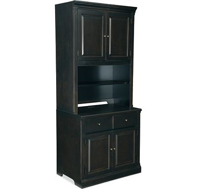 thomasville workstyles collection door bookcase hutch