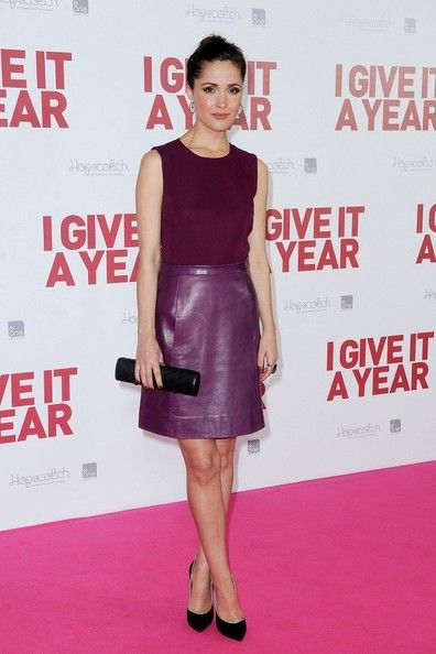 Rose Byrne Photos: Rose Byrne at the 'I Give It a Year' Premiere