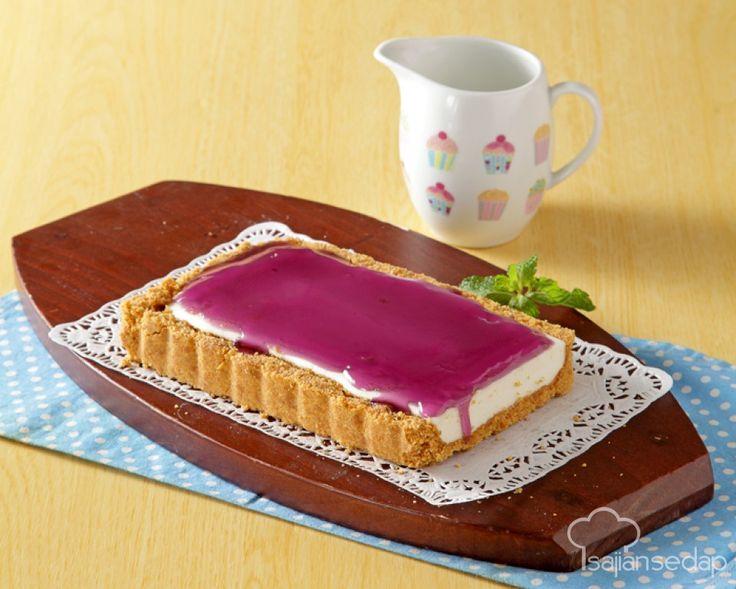 Sarapan dengan puding, kenapa tidak? Bahan biskuit membuat puding satu ini tetap mengenyangkan sehingga cocok untuk sarapan. Agar tidak terburu-buru di pagi hari, resep ini bisa disiapkan malam hari.