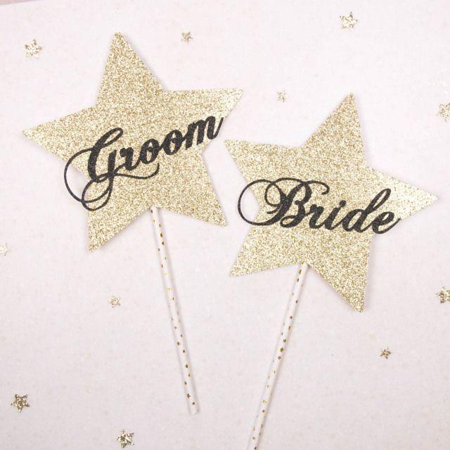 スタープロップスGroom Bride