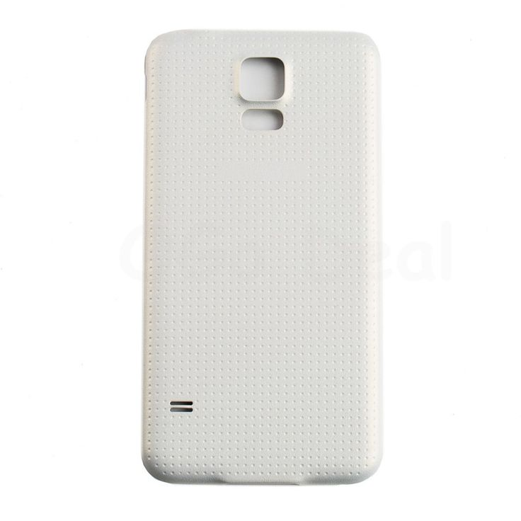 Battery Door/Back Cover Replacement with Water-proof Gasket for Samsung Galaxy S5 White http://www.ogodeal.com/battery-door-back-cover-replacement-with-water-proof-gasket-for-samsung-galaxy-s5-white.html