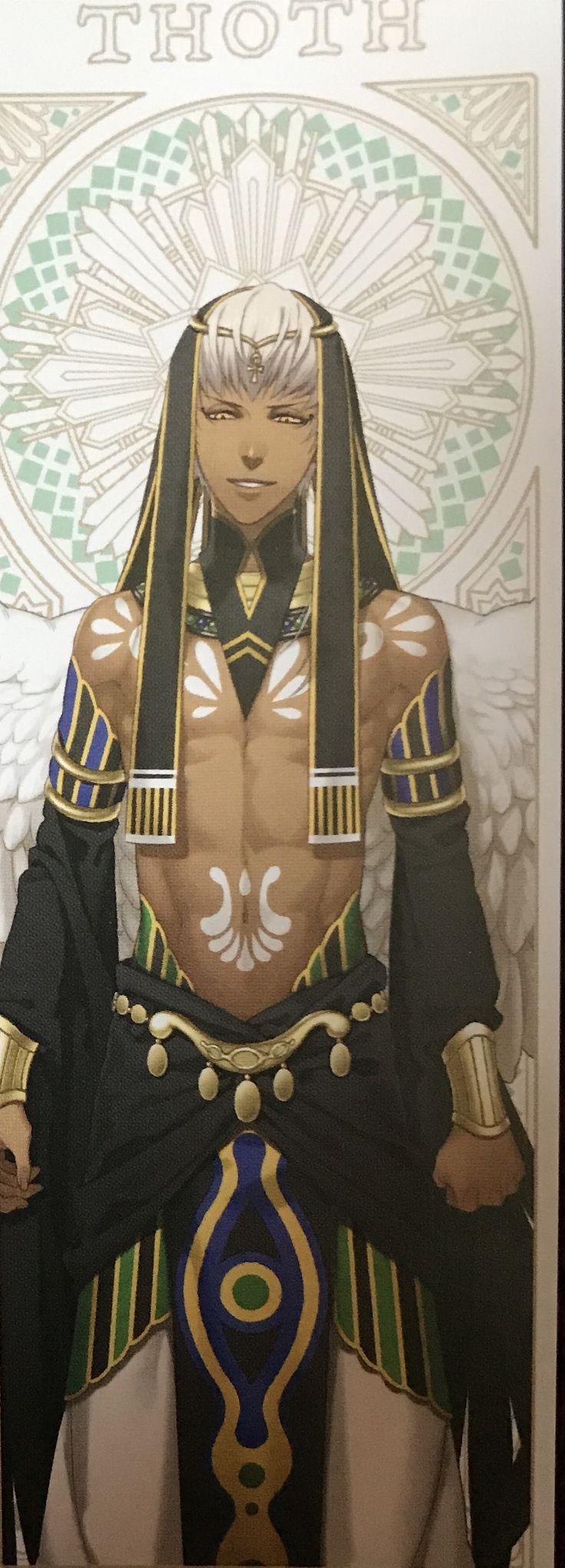 Thoth-- Kamigaminoasobi