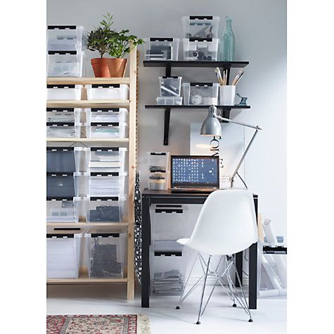 Buy Orthex SmartStore Classic 31 Plastic Storage Box (32L) Online at johnlewis.com