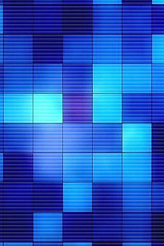 I ❤ COLOR AZUL INDIGO + COBALTO + AÑIL + NAVY ♡ Blue Grid