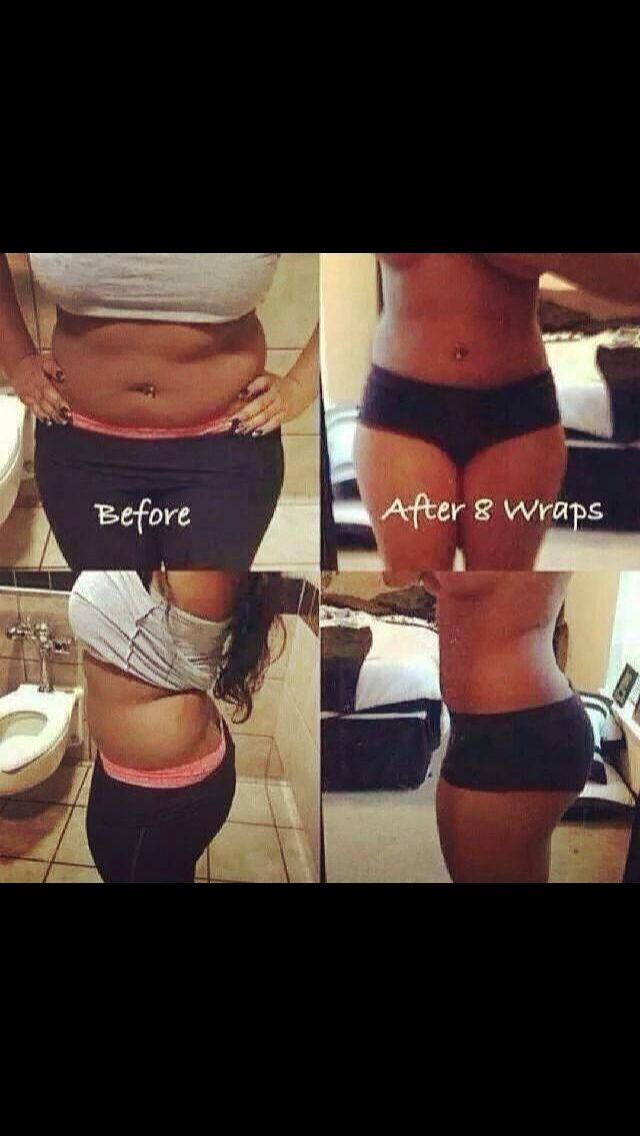 Great bodies all around with theses wraps helping you out