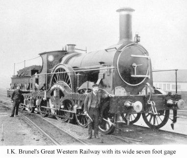 Great Western Railway.
