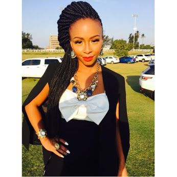 This week's most stylish celebrity on #Instagram: South African stunner Boity Thulo. #ZenMagazine | http://zenmagazineafrica.com/