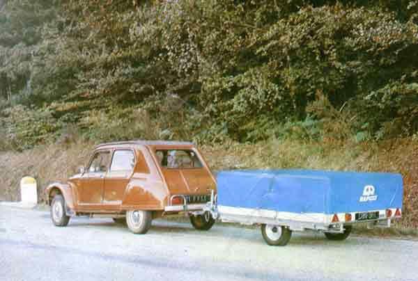 Particulier vend caravane Rapido Confort Matic