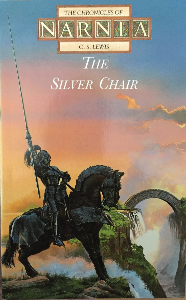 The silver chair bbc - Narnia Coloring