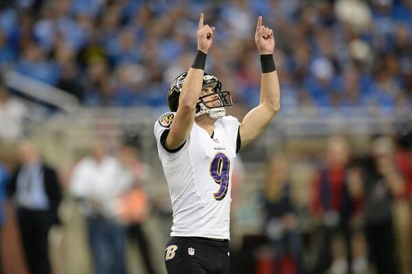 Legatron! Ravens kicker Justin Tucker comes through with a 61 yard field goal against the Lions..longest field goal made in a dome in the history of the NFL..Tuck kicked FGs in the 20s, 30s, 40s, 50s and 60s last night..first player in NFL history to do that.  Baltimore Ravens News | PERCEPTION IS REALITY: When Ugly is Beautiful