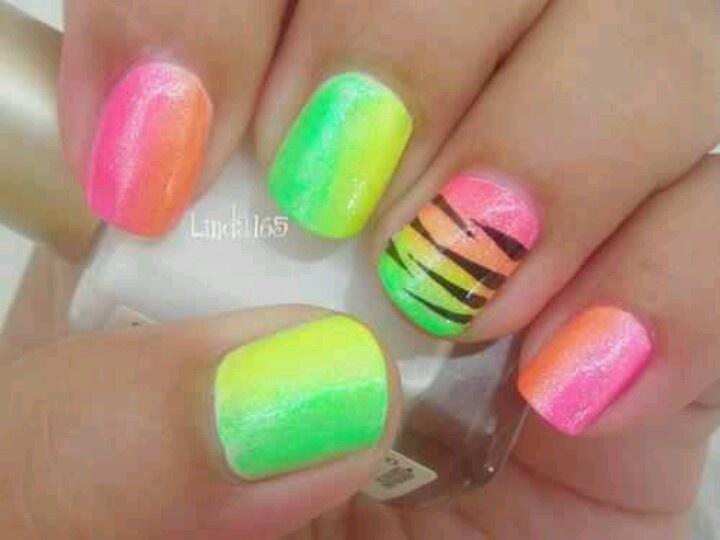 Mejores 80 imágenes de Nails en Pinterest   Uñas bonitas, Diseño de ...