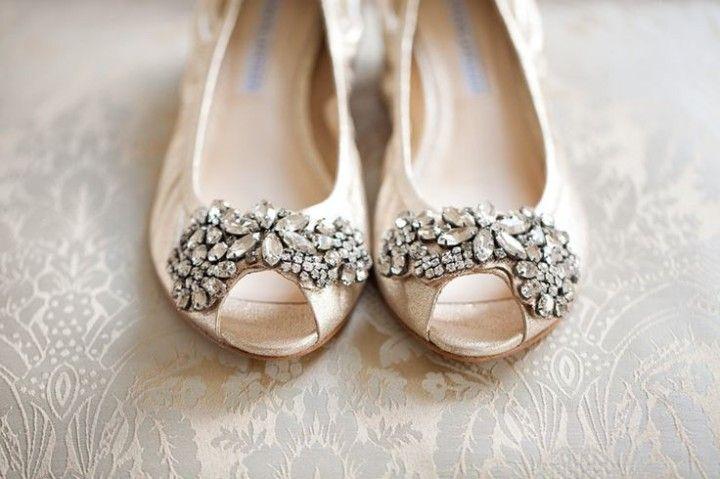 Featured Photographer: KT Merry; Shoes: Vera Wang